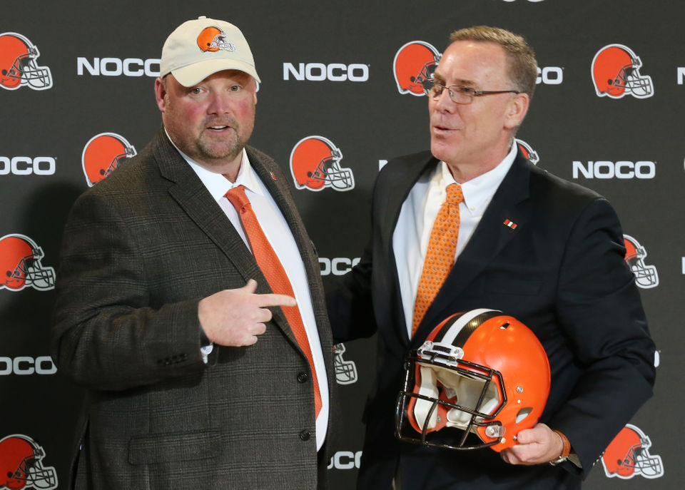 How The Browns Became Relevant