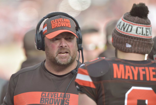 Coaching Candidate: Freddie Kitchens