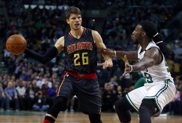Former Cavaliers Kyle Korver and Jae Crowder Return to Cleveland with the Utah Jazz