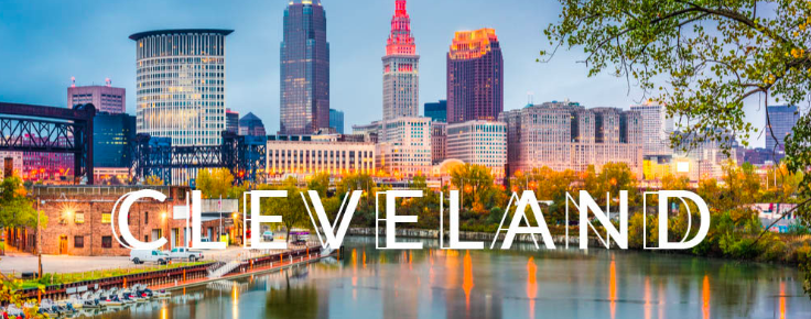 Columbus to Cleveland – The Heart of Ohio