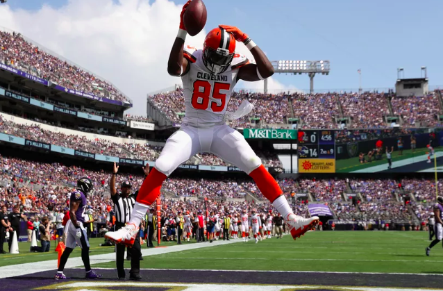 By the Numbers – Tight Ends