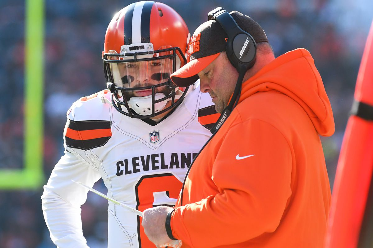 Report: Freddie Kitchens emerges as front runner for Browns head coaching job