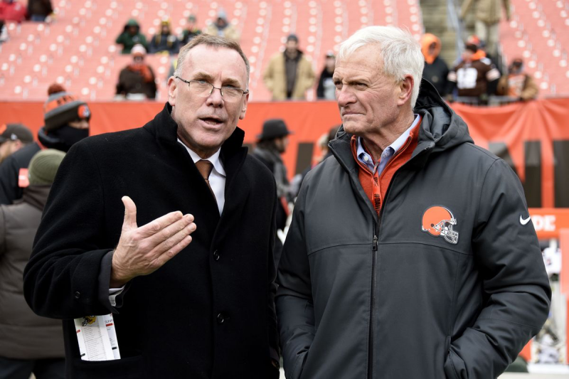 GAUDY BROWNS COACH SEARCH COULD PROVE DISASTROUS