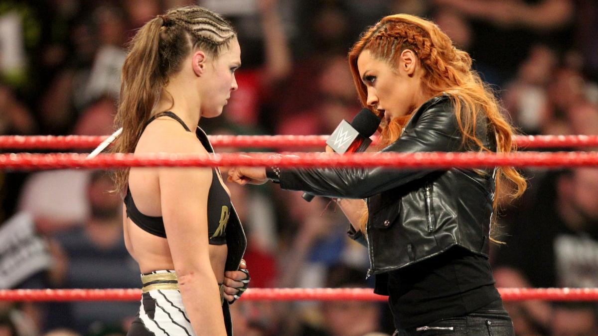 """Lynch/Rousey Should be the Main Event of WrestleMania"""