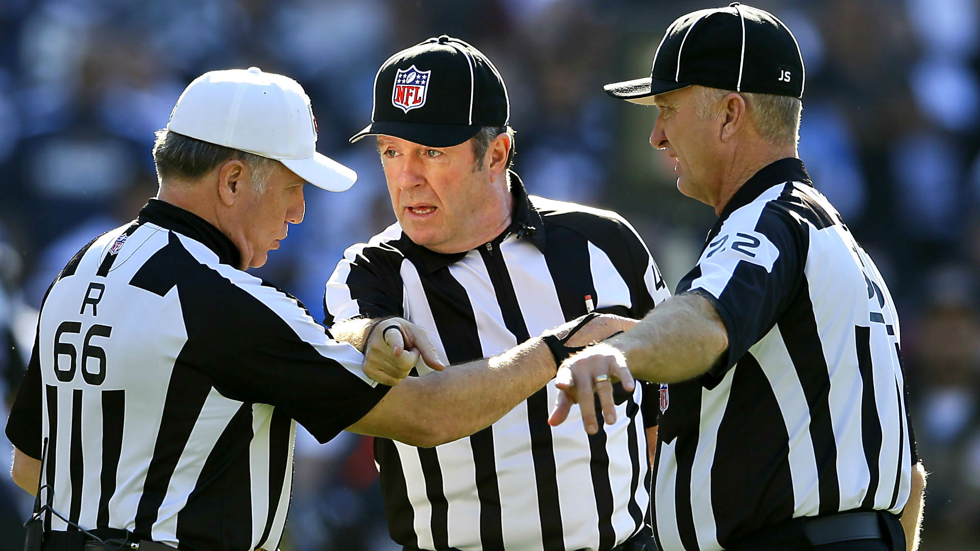 The Sad State of Officiating in the NFL