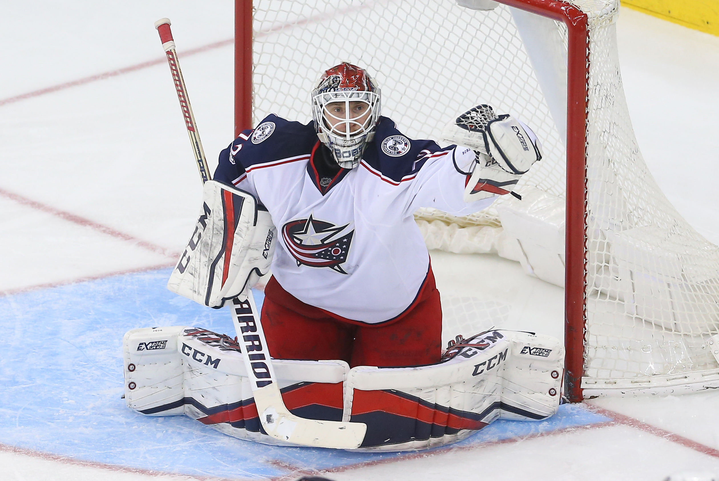 Decision Time Approaching for CBJ on Bobrovsky & Panarin