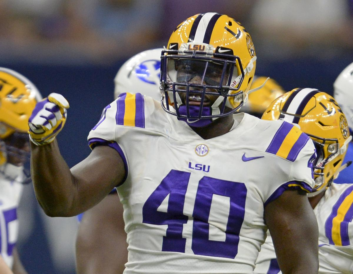 Need a Run-Stopper?  Cleveland, Meet LSU's Devin White
