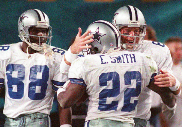 Browns Following Blueprint of Early 90's Cowboys?