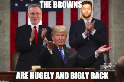 State of the Cleveland Browns