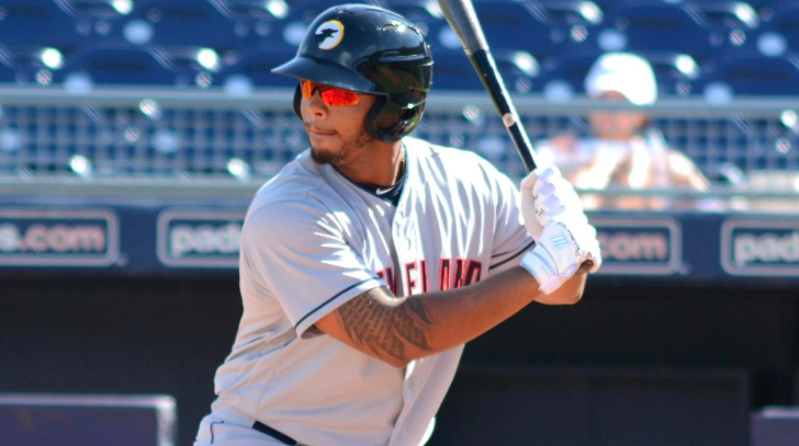 Bobby Bradley: The Next Tribe Big Hitter?