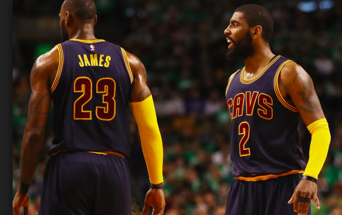 LeBron – You Played Yourself + Kyrie Talk, Too