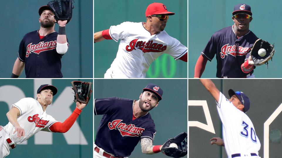 Indians Season Preview: Outfielders