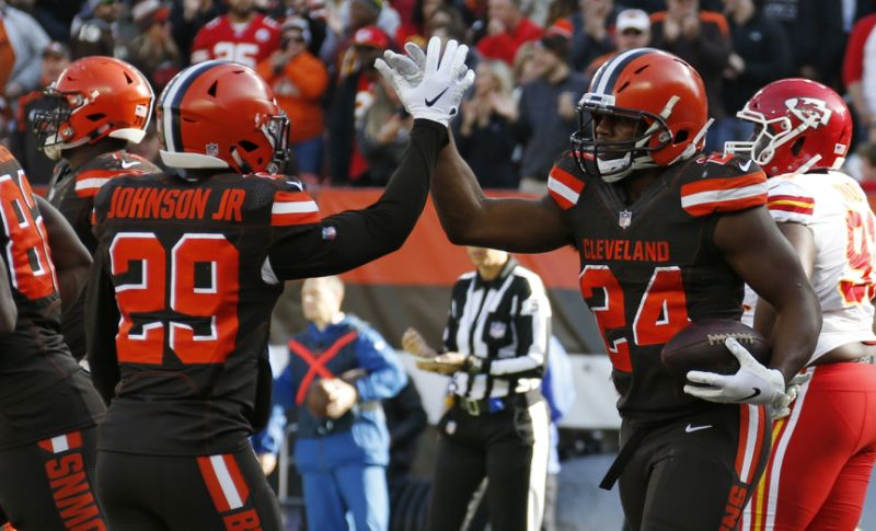 Browns Position Review – Running Back