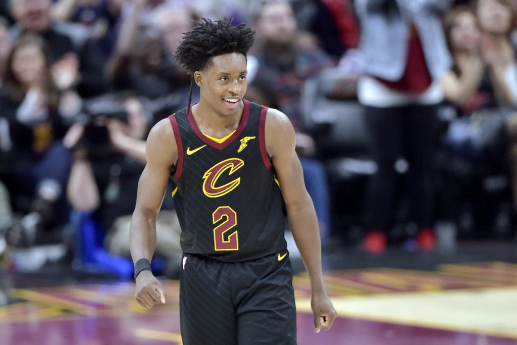 Collin Sexton is having a March to remember