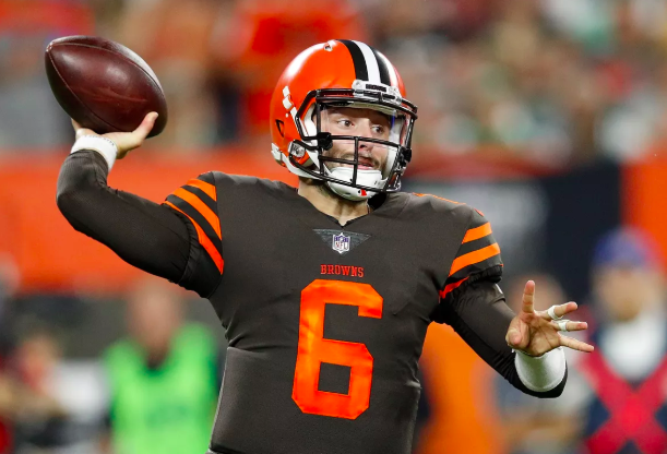 VIDEO: Baker Mayfield Rookie Highlights