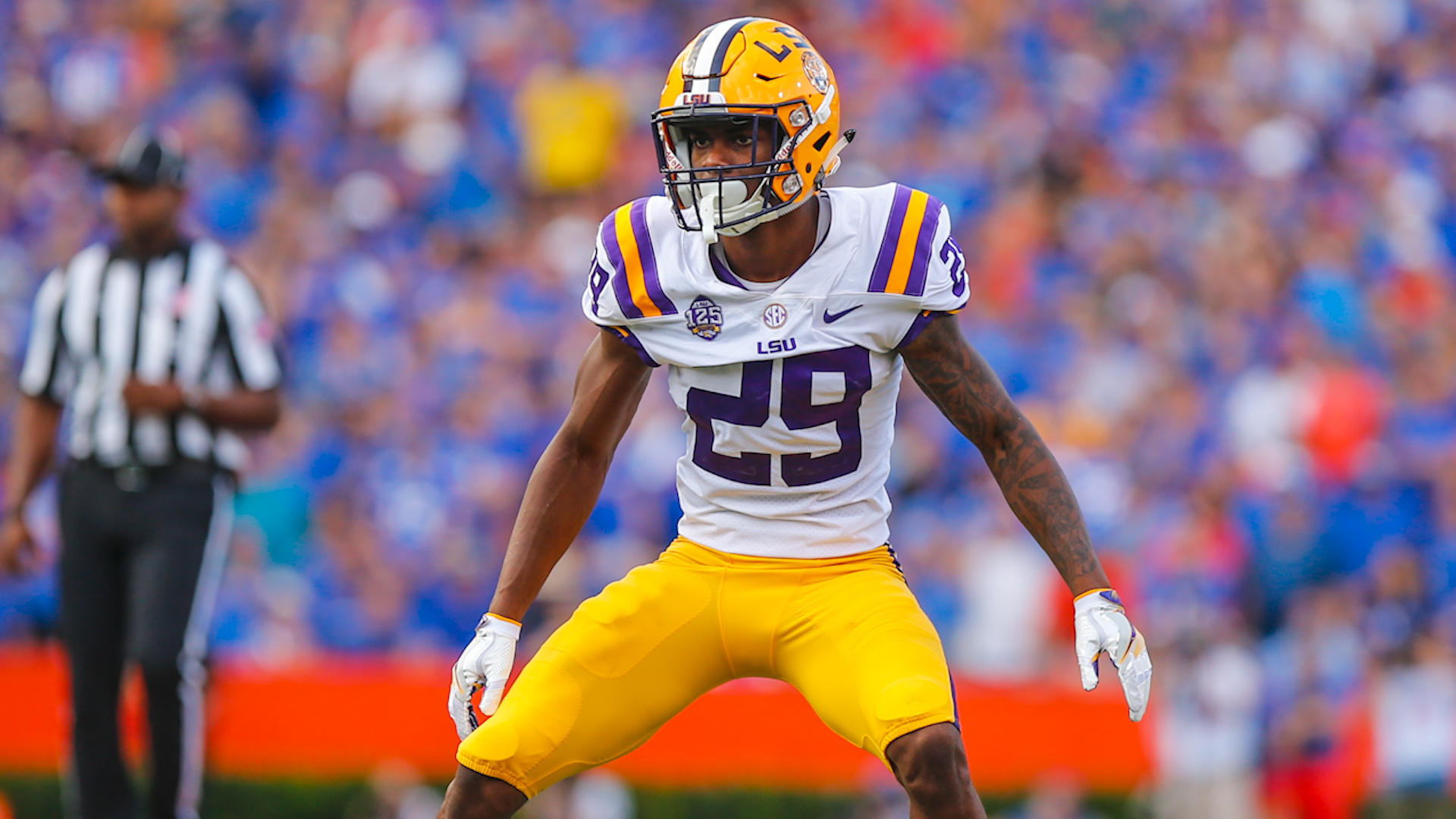 Draft Prospect: Greedy Williams