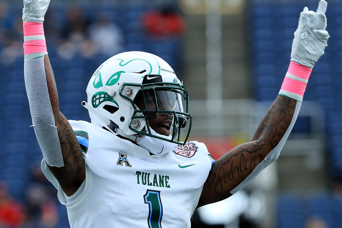 Browns Are Done Lewis-ing, Take Former Tulane CB Donnie Lewis