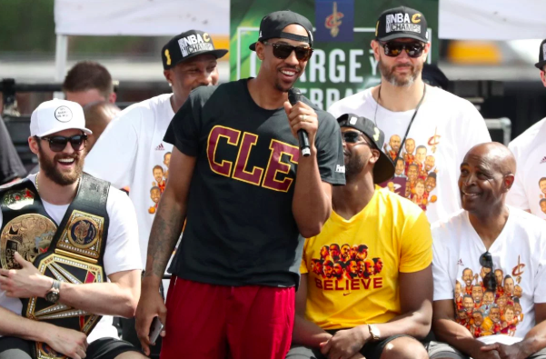 Channing Frye's Mark on Cleveland Will Be Eternal
