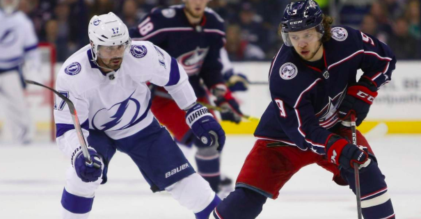 Blue Jackets Cooling or Craving? Round 2 Awaits
