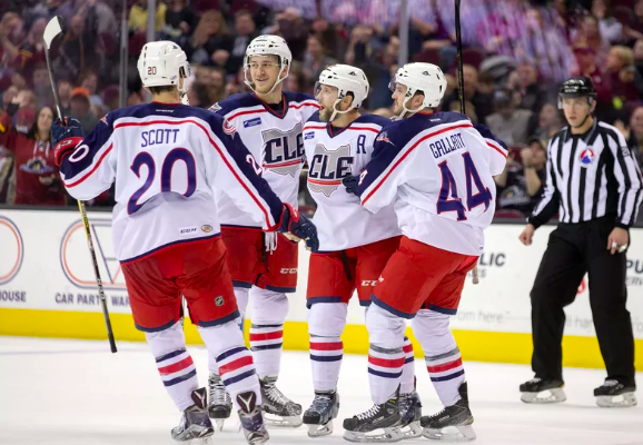 Blue Jackets and Monsters Complete the Tampa Bay Sweep… Is it Destiny?
