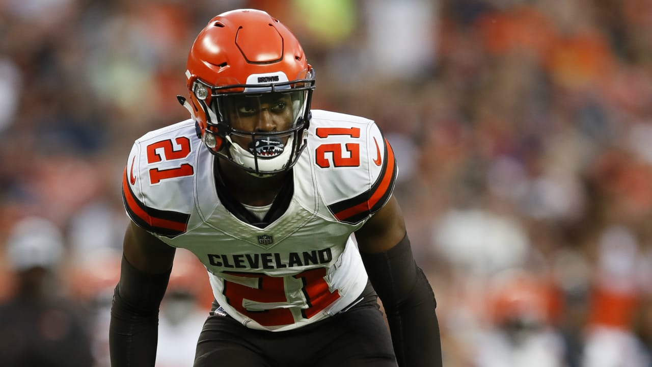 Denzel Ward donates $10,000 to Nordonia High School football program