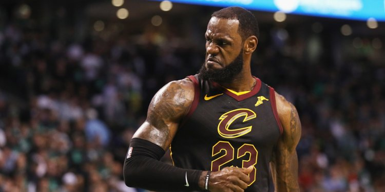 Let's Talk About LeBron James' Legacy