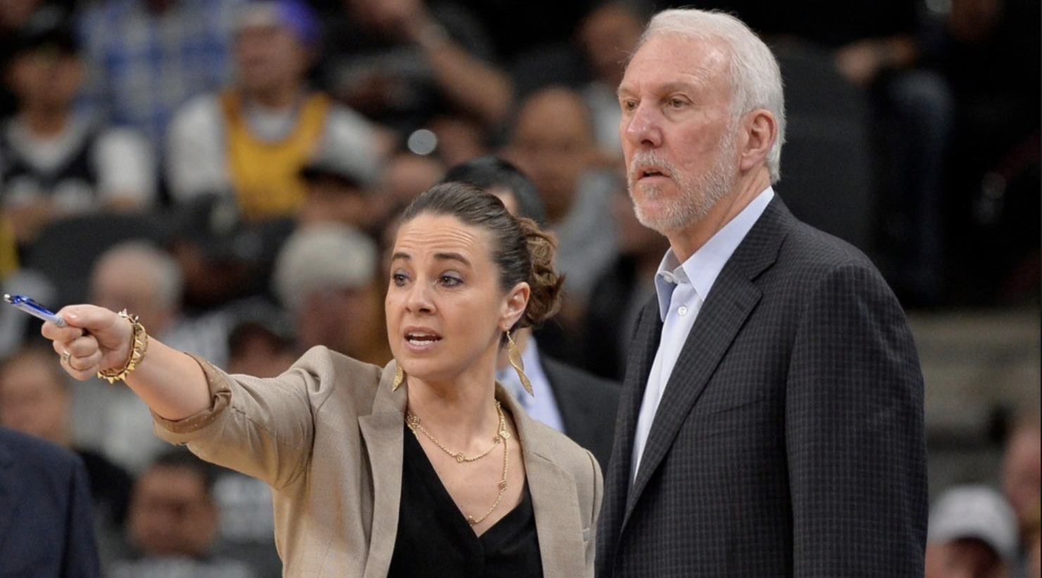 Why Becky Hammon Makes Perfect Sense for the Cavs