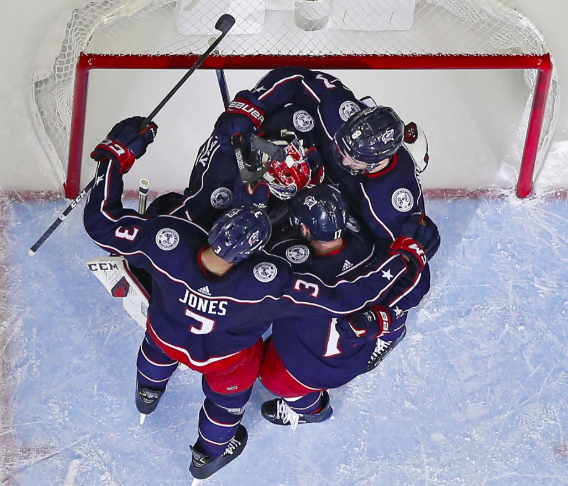 Blue Jackets, With Their Backs Up Against The Wall, Look To Extend Series To A Game 7