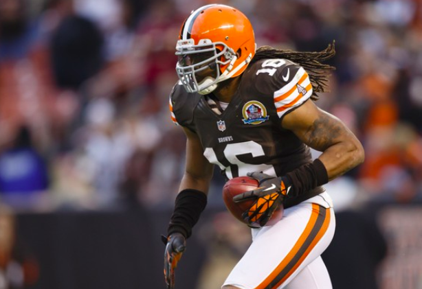VIDEO: Every Josh Cribbs Touchdown Return!