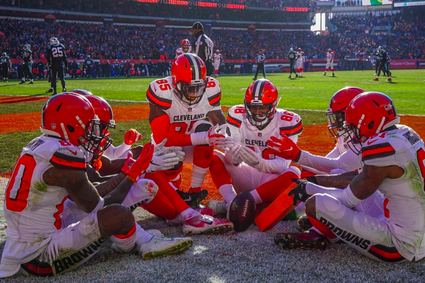 Video: Every Browns Touchdown From Last Season!