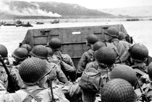D-Day: Thank you for Your Sacrifice!