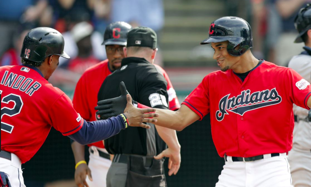 An Indians' Weekend In the Right Direction