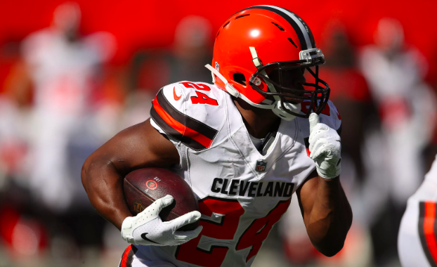 VIDEO: RB Nick Chubb Rookie Season Highlights!