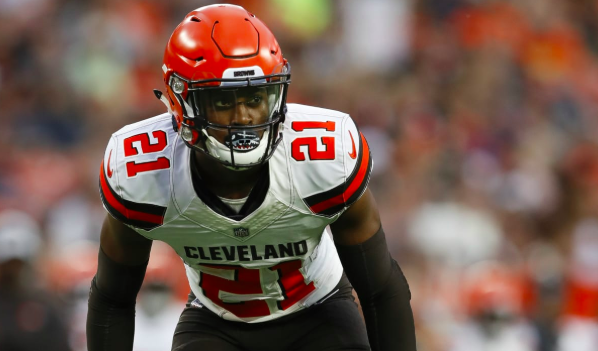 VIDEO: CB Denzel Ward Rookie Highlights