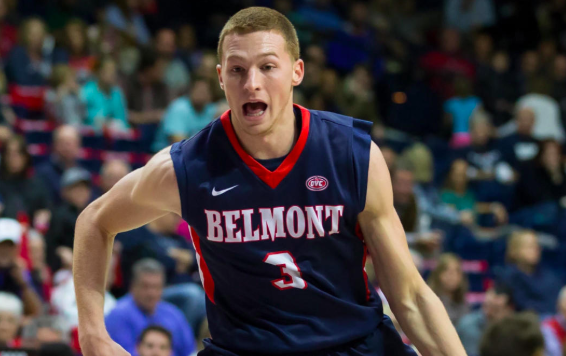 Cavs Select SF Dylan Windler, Belmont @ 26