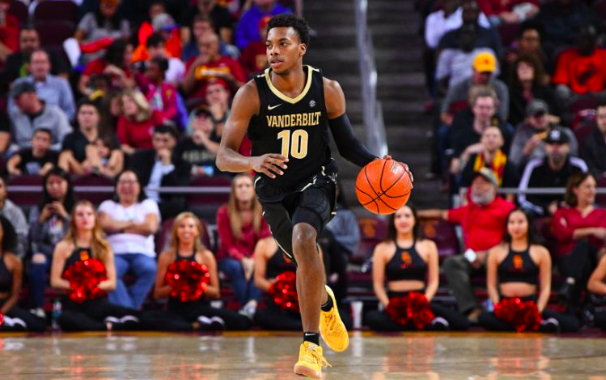 Cavs Pick PG Darius Garland, Vanderbilt University