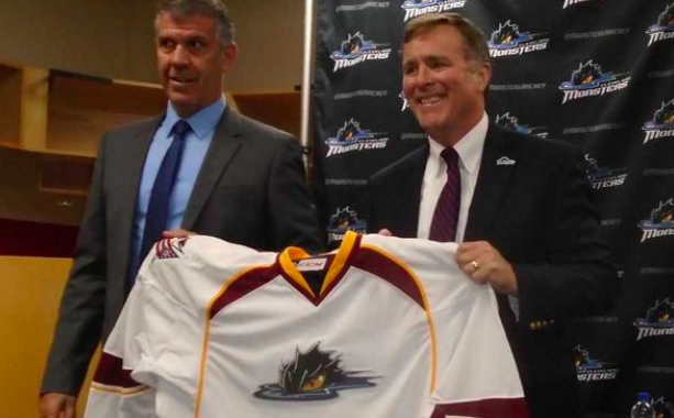 Mike Eaves Named New Monsters Coach