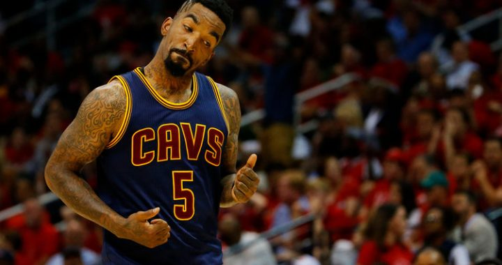 Video: JR Smith Top Highlights in Cleveland!