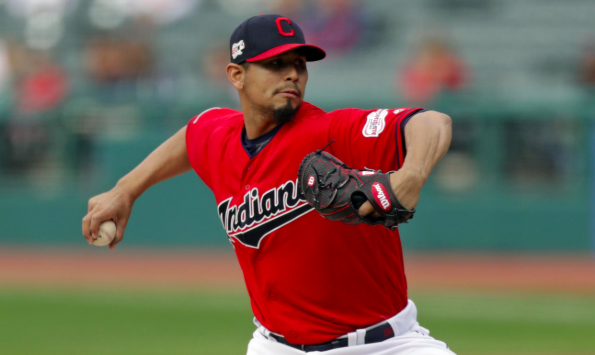 Carlos Carrasco Has Different Battle Ahead