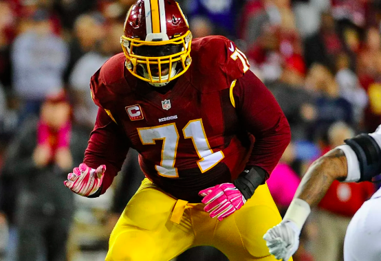 Trent Williams to the Cleveland Browns?