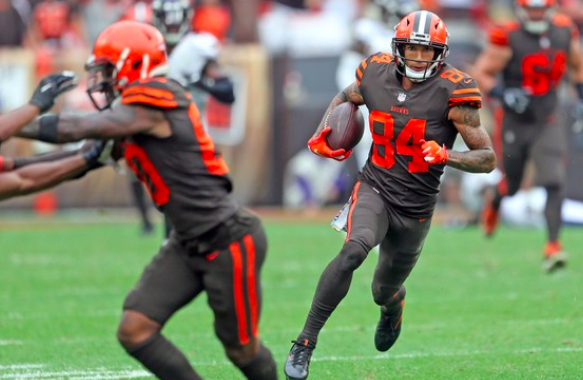 Under the Radar Cleveland Browns on Offense