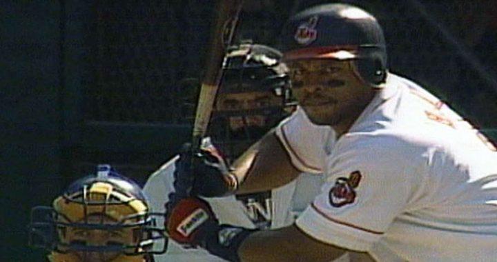 VIDEO: Albert Belle Hits #50 in '95