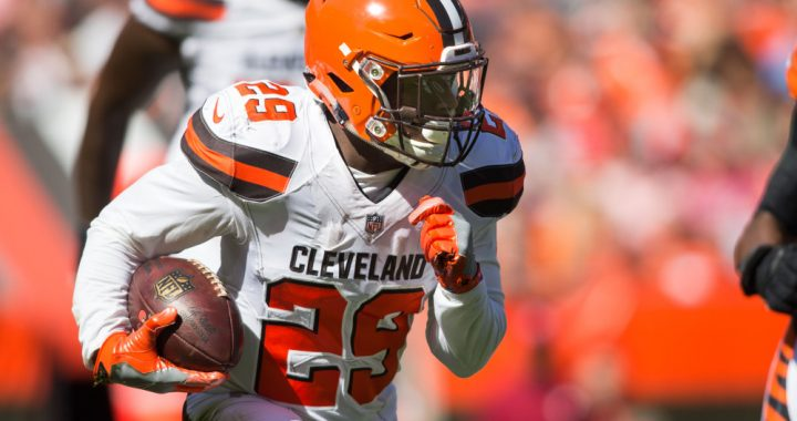 Duke Johnson Jr. is Playing The Wrong Cards