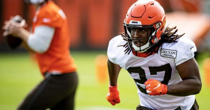 Why Kareem Hunt Should Be Allowed @ Browns Facility During Suspension
