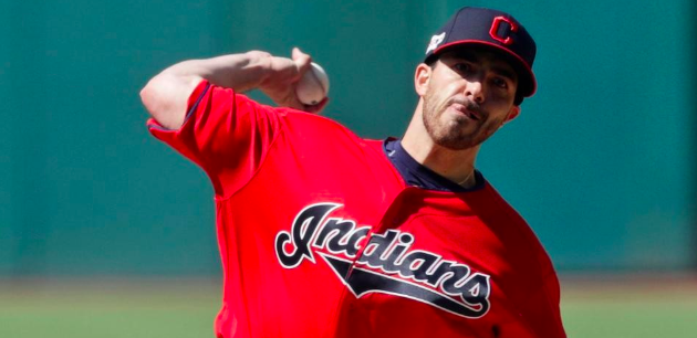 Indians Continue to Demonstrate Pitching Strength