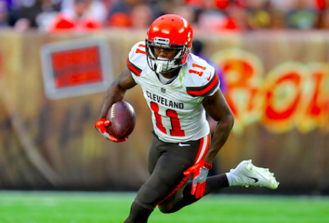 Breaking News: WR Antonio Callaway Suspended Four Games