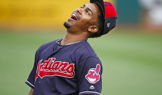 VIDEO: Frankie Lindor Acting Hilarious! Watch:
