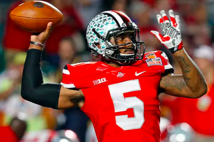 Video: Braxton Miller Highlights – College & NFL