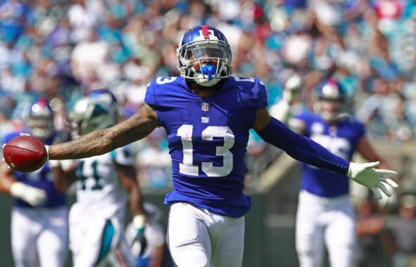 "Odell ""Sentenced to Death"" by Being a Brown"
