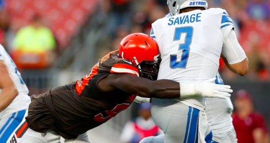 Cleveland Browns Week 4 Preseason Standouts